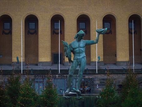 Göteborgs konstmuseum är öppet digitalt