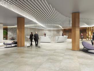 Vieux Port Marseille Hotel - Venturi Architects