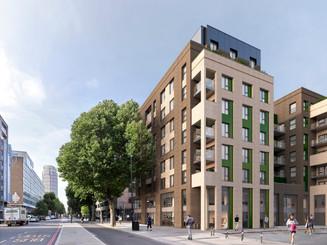 Blackfriars Road - David Miller Architects