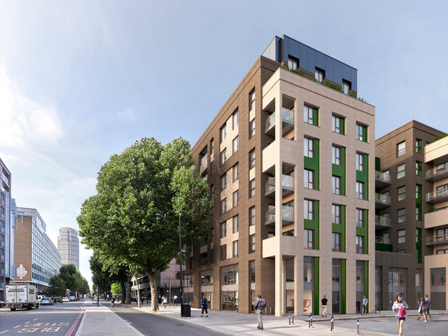 Blackfriars Road - David Miller Architects