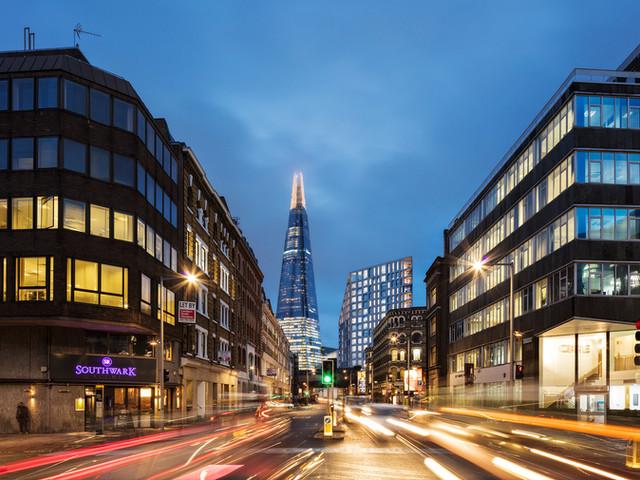 Southwark Street - TP Bennett