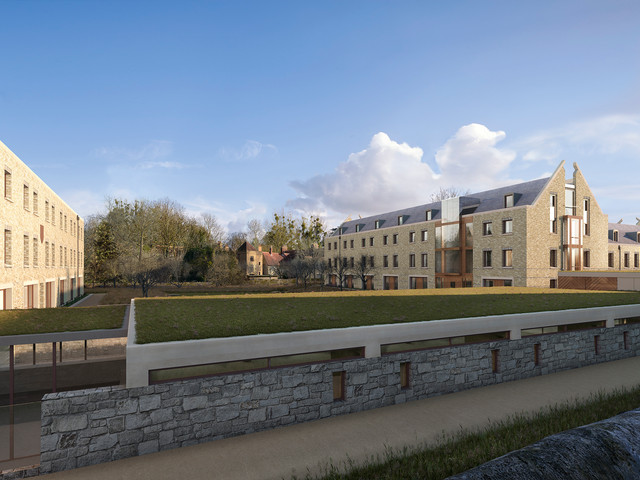 Manor Place Oxford - McLaren - Verified Planning