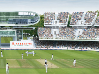 Lords Cricket Ground Competition - David Miller Architects