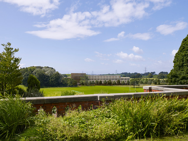 University of Lancaster - John McAslan + Partners - Verified Planning