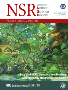 Cover of Bailleul et al. 2020 of National Science Review