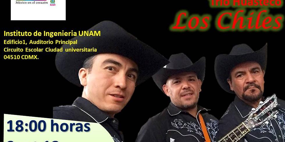 Mas Tlatoani Invita a ver: Trío Huasteco Los Chiles