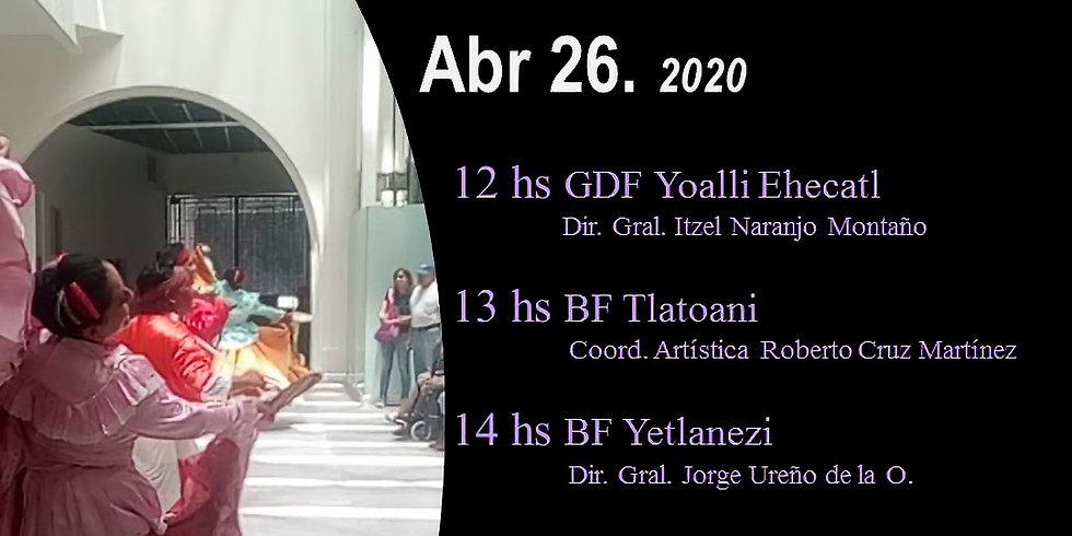 6to. Festival Mitotl. Abr 26