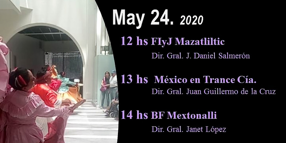 6to. Festival Mitotl. May 26