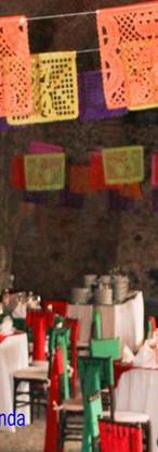 MTT. Decoración mexicana. Detalle.__H.S.