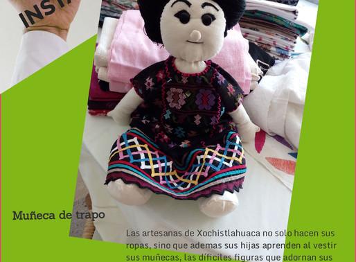 Quiero una muñeca de trapo. Ene 2020