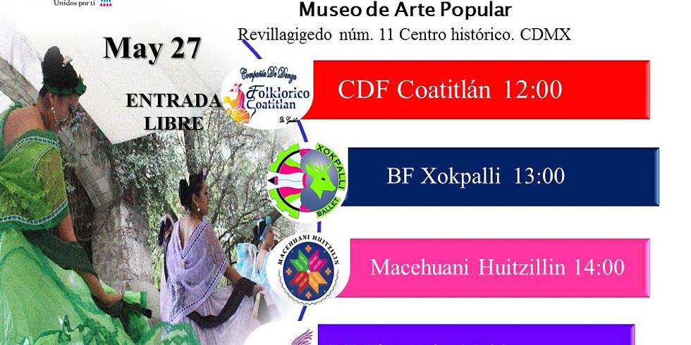 Festival Mitotl 2018 may 27