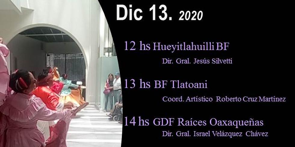 6to. Festival Mitotl. Dic 13