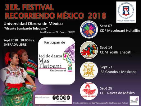 Tiempo de Recorrer México