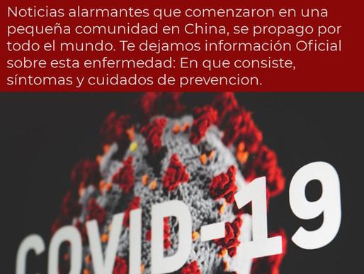 COVID-19 Información oficial