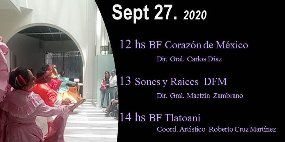 6to. Festival Mitotl. Sept 27