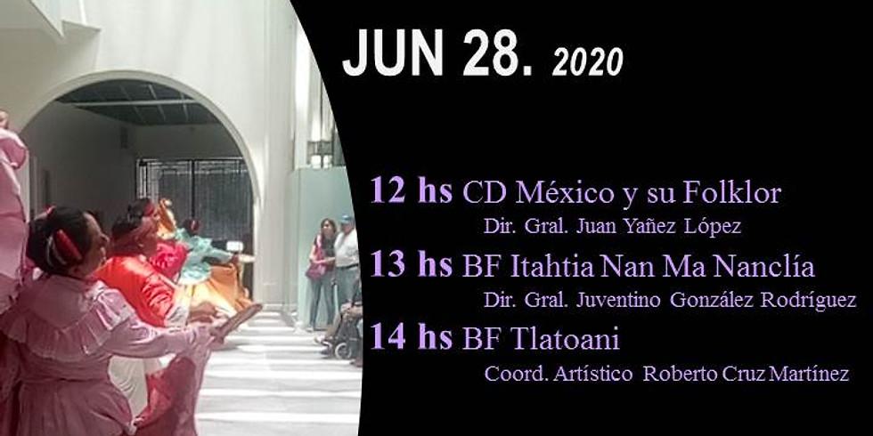6to. Festival Mitotl. Jun 28