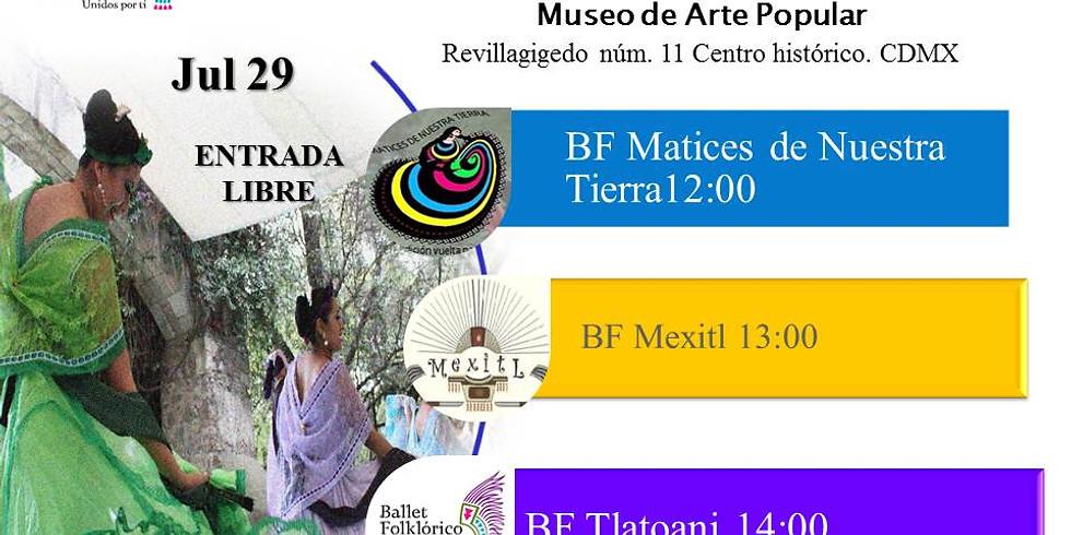 Festival Mitotl 2018 Jul 29