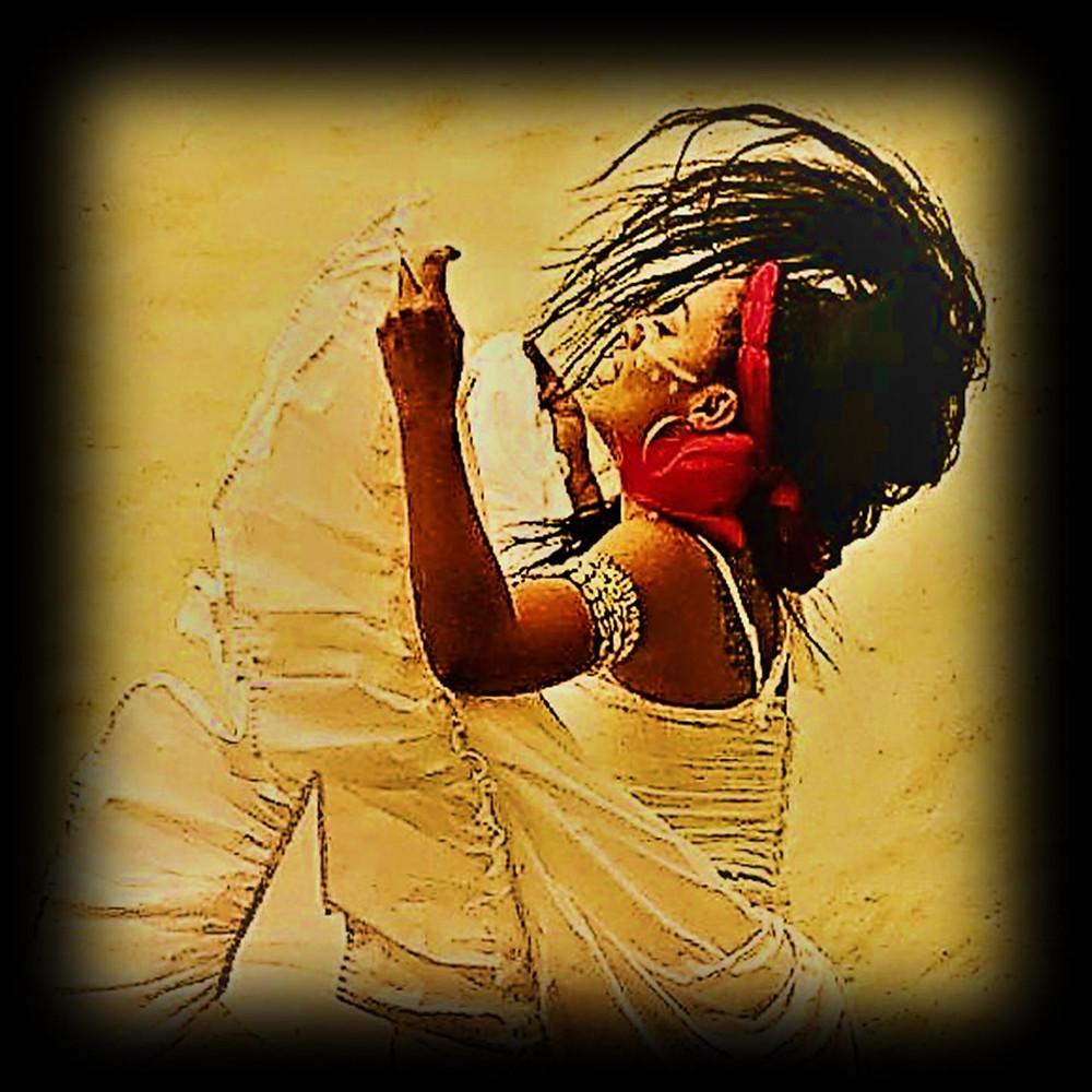 GDF Matices de Nuestra Tierra performance Afrolatino