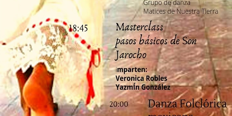 Master Class Son Jarocho