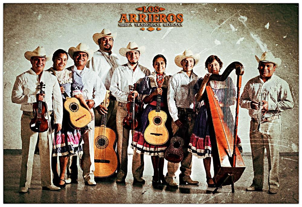 Los integrantes de la agrupación, imagen oficial.