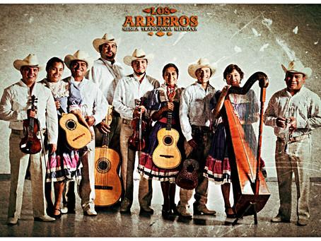 Los Arrieros Música Tradicional Mexicana
