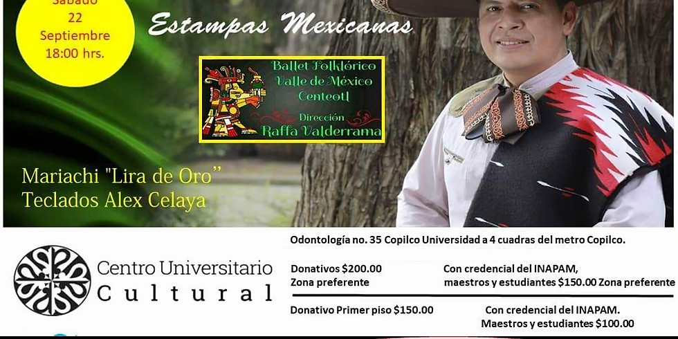 Raffa Valderrama El showman de la música mexicana