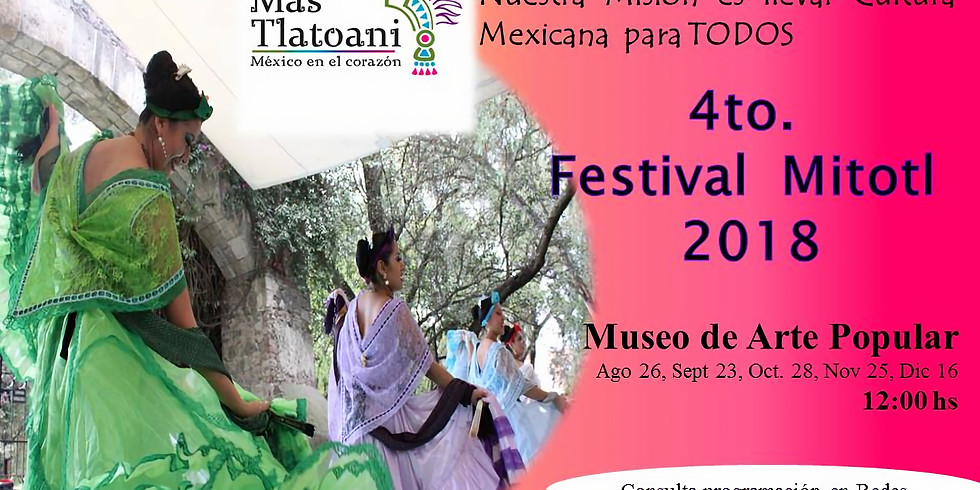 Festival Mitotl 2018