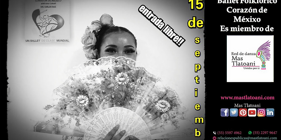 FIESTA MEXICANA Teatro Angela Peralta