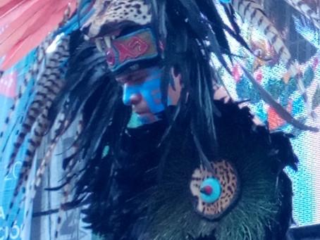 Ce mazatl Danza Prehispanica