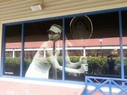 Nike Window Graphics