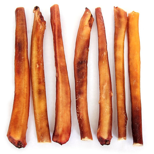 Thick Bully Sticks Odor Free