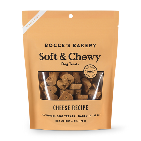 Bocce's Cheese Soft and Chewy