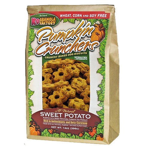 Pumpkin Crunchers Sweet Potato