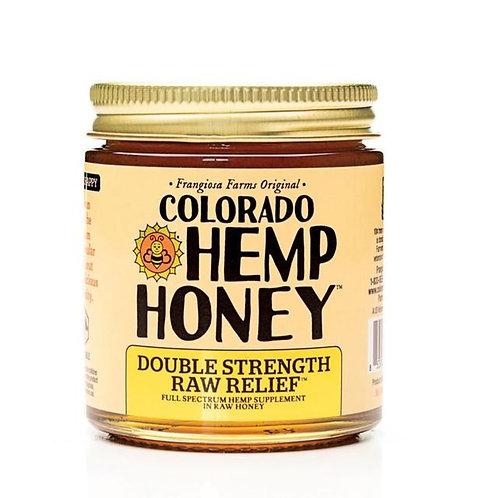 Double Strength Raw Relief 6oz Jar