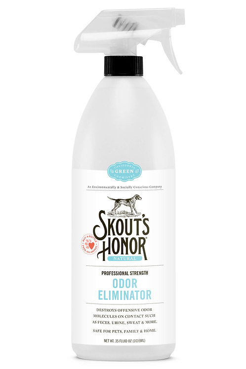 Professional Strength Pet Odor Eliminator