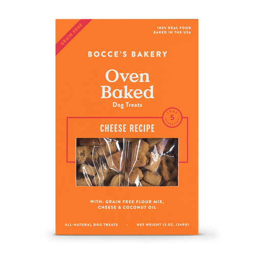 Bocce's Grain Free Cheese Biscuits