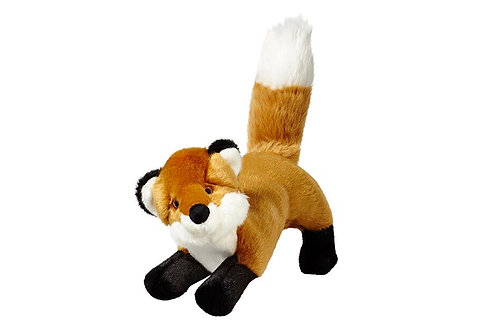 Hendrix the Fox - Fluff and Tuff