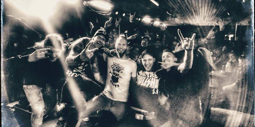 Big Clyde & Bonfire live @ Klangvoll im Rockfact - Münchenstein