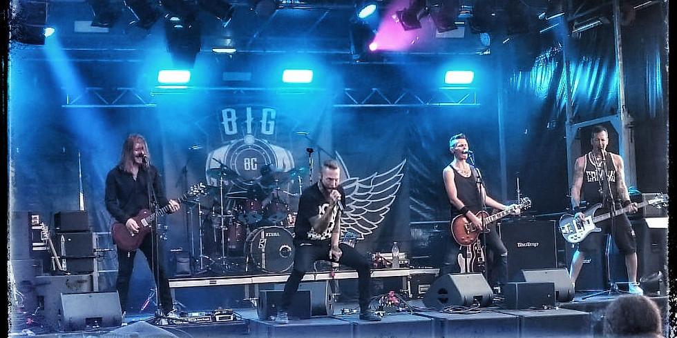BigClyde LIVE @ Topas Club Zug