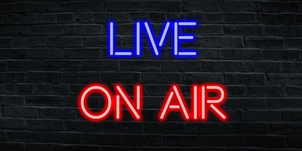 Big Clyde live ON AIR @ Kanal K