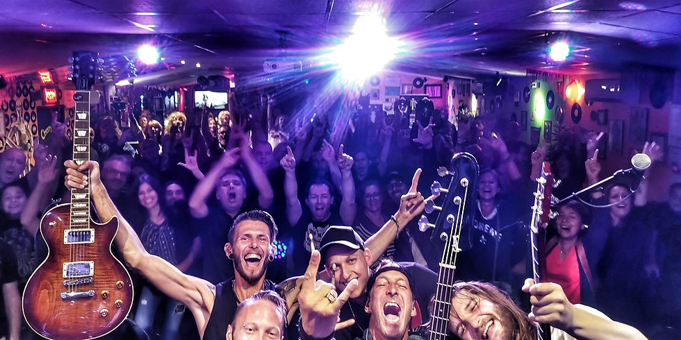 Big Clyde live @ Bikers Base Pfäffikon/ZH