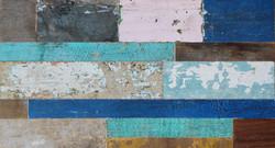 Oky Asmarani - Lamella Multistrip Painte
