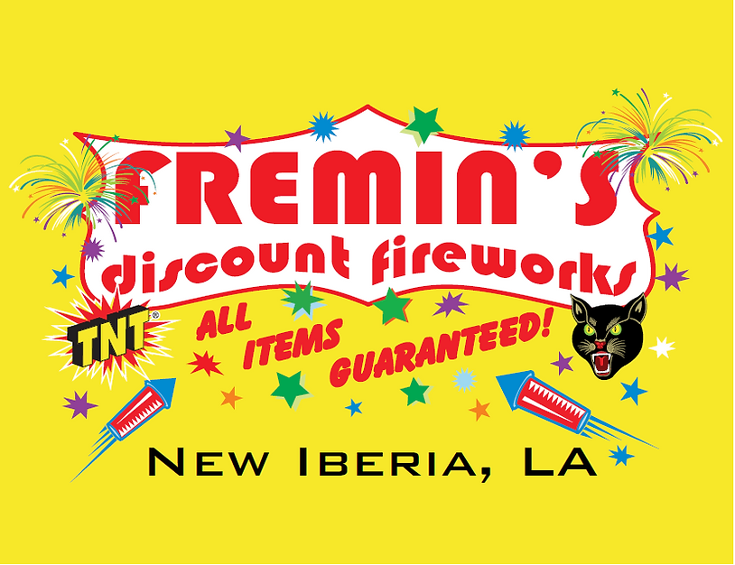 Fremins Fireworks