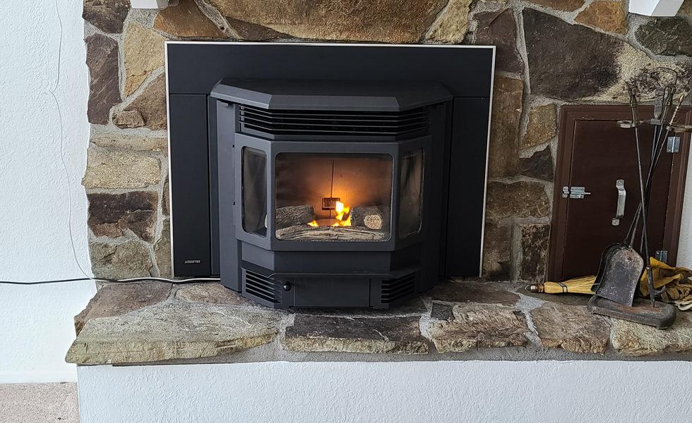 Quadra-Fire Classic Bay 1200 Insert