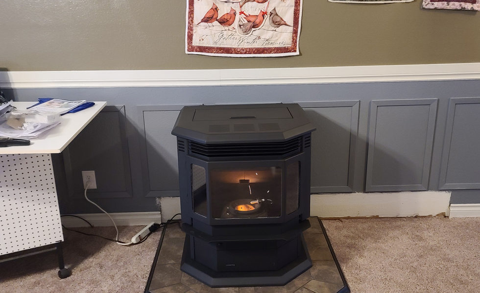 Quadra-Fire Classic Bay 1200