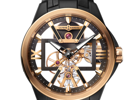 Watches of Switzerland Partners With Ulysse Nardin To Launch Executive Skeleton X Limited Edition