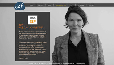Website Eef van Opdorp