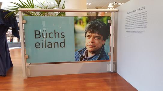 Plexiglas Boudewijn Büch