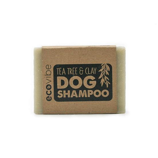 Tea Tree & Clay Dog Shampoo Bar