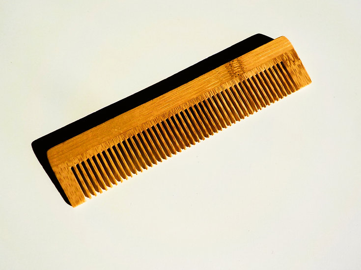 Bamboo Comb - Plastic Phobia
